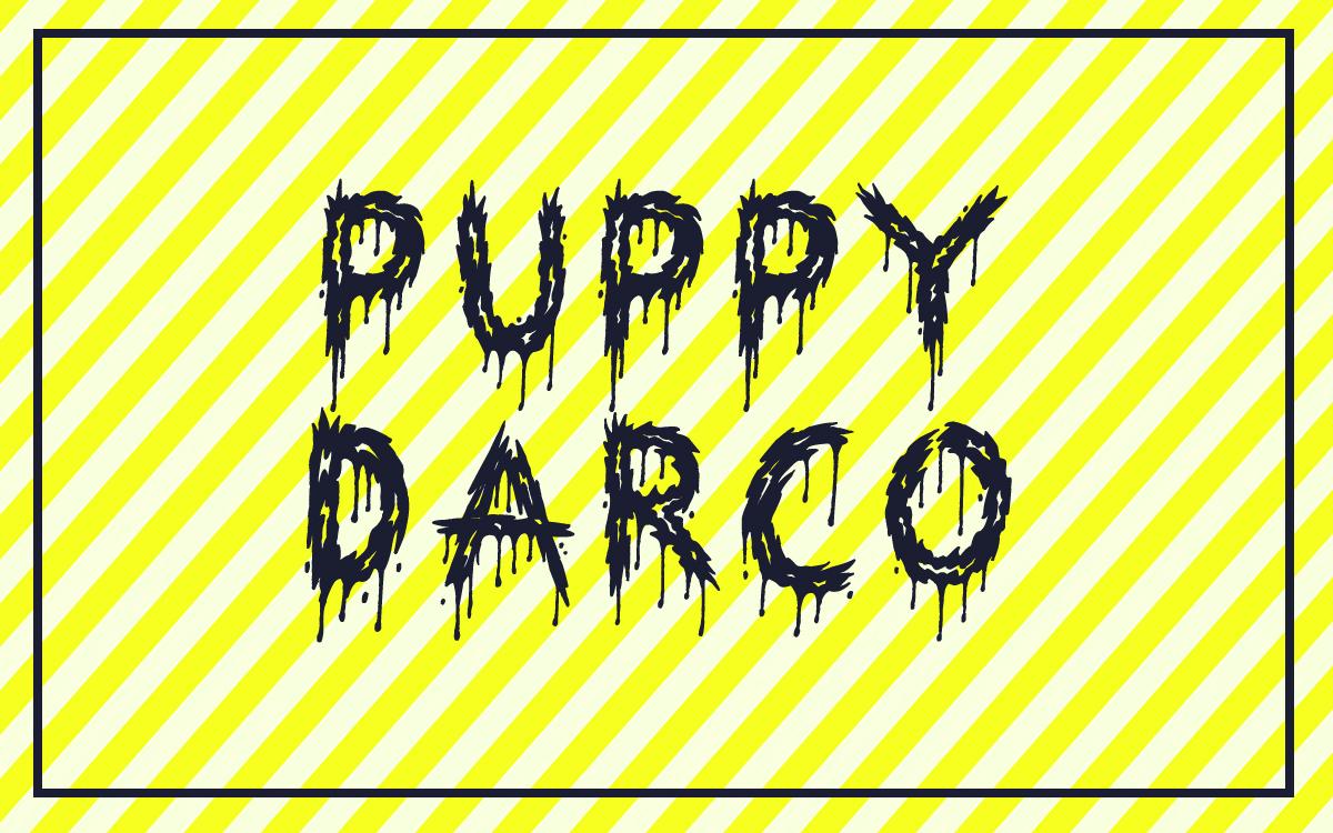 puppy darco