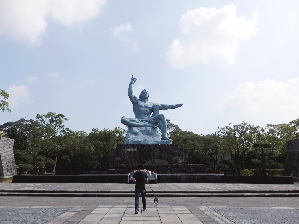 長崎県平和公園
